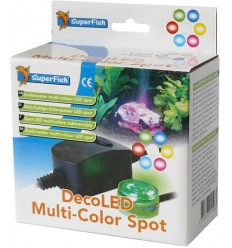 SUPERFISH DECO LED MULTI-COLOR SPOT