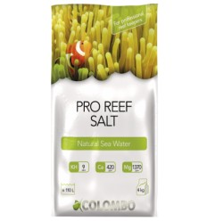 COLOMBO NATURAL REEF SALT zee zout