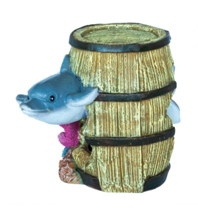 Superfish deco barrel dolphin